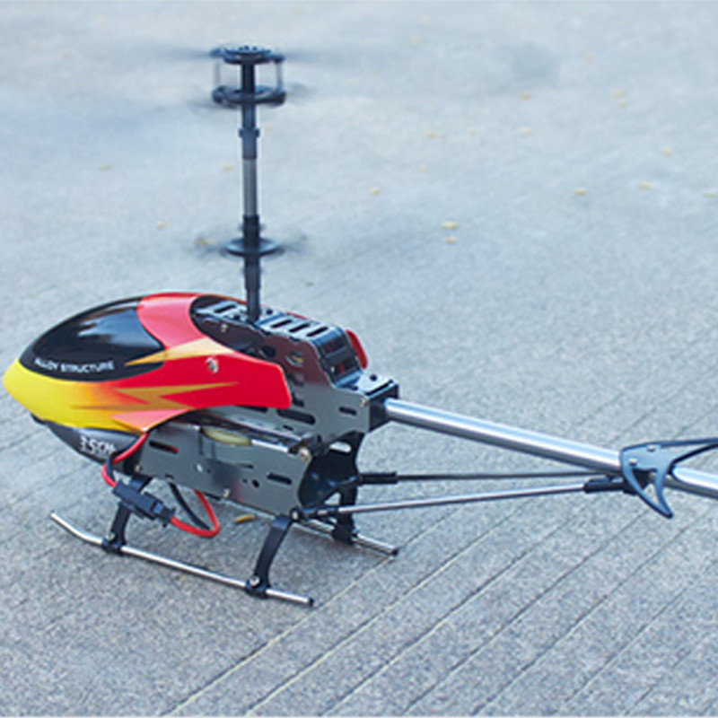 大号电动遥控飞机直升机耐摔耐压男孩玩具