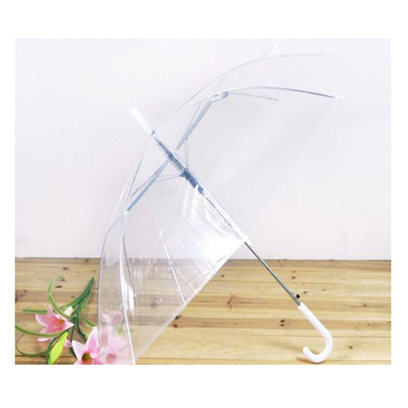 时尚创意透明雨伞公主伞 晴雨伞