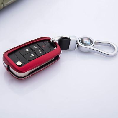 传枫 专车专用汽车钥匙包适用于别克君威君越昂科拉gl8陆尊14年已经之