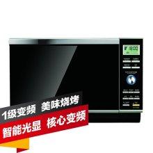 松下(panasonic) NN-GF599MXPE 微波炉家用 烧烤变频平板光波炉色)