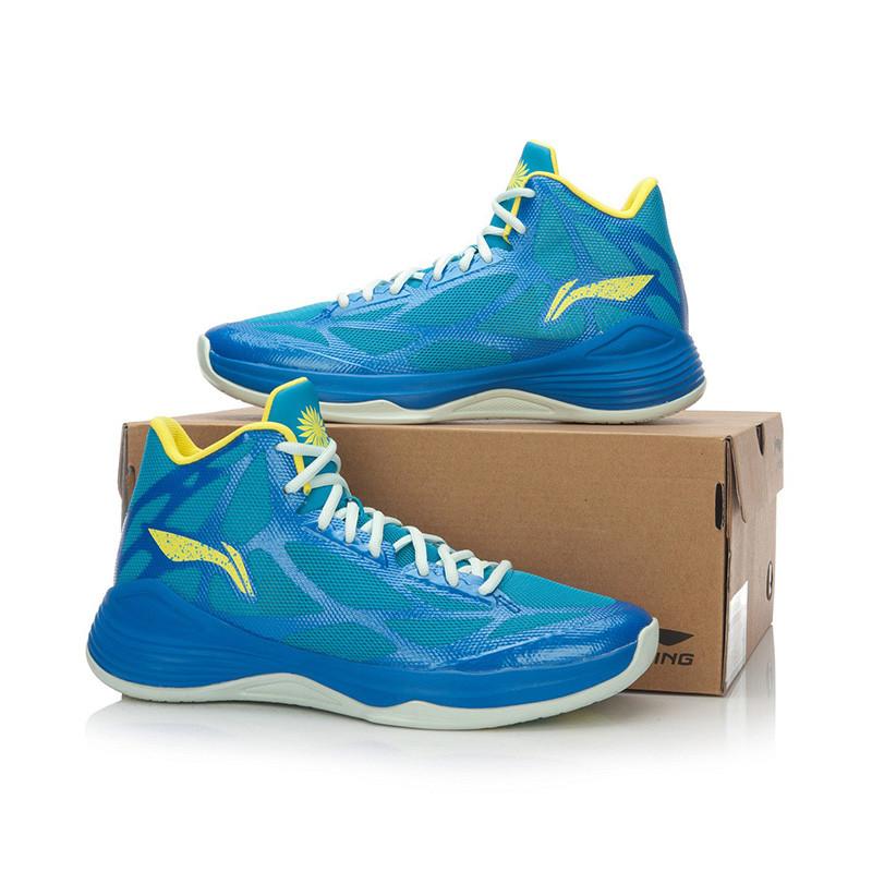 李宁篮球鞋男鞋正品