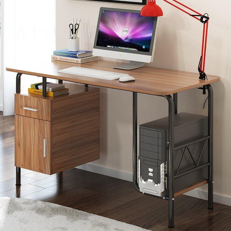 办公桌钢木书桌