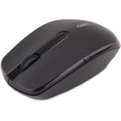 得力 3738 無線鼠標黑白兩款 游戲筆記本鼠標 電腦鼠標一體機配件 deli