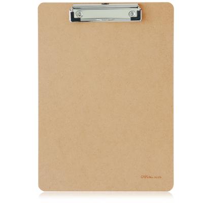 得力9226書寫板夾A4/A5寫字板文件夾書寫墊板文件夾板9248辦公用品