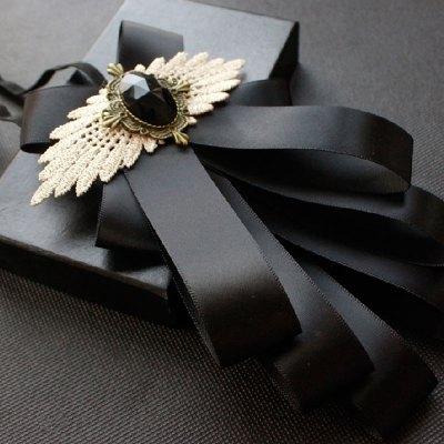 男正装结婚主持蝴蝶结欧式新郎领结新婚礼服领结领花