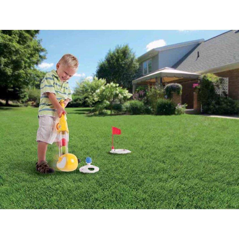 美国小泰克littletikes儿童好彩高尔夫球 亲子玩具套装户外体育运动