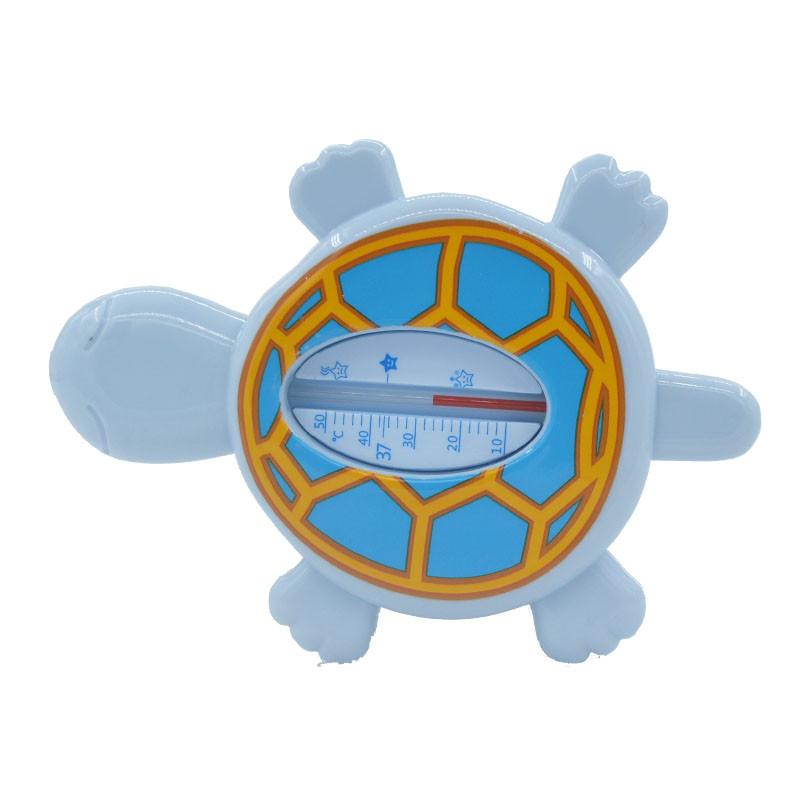安配ap1316婴儿洗澡 水温计 宝宝沐浴 可爱卡通 乌龟形状温度计 两用