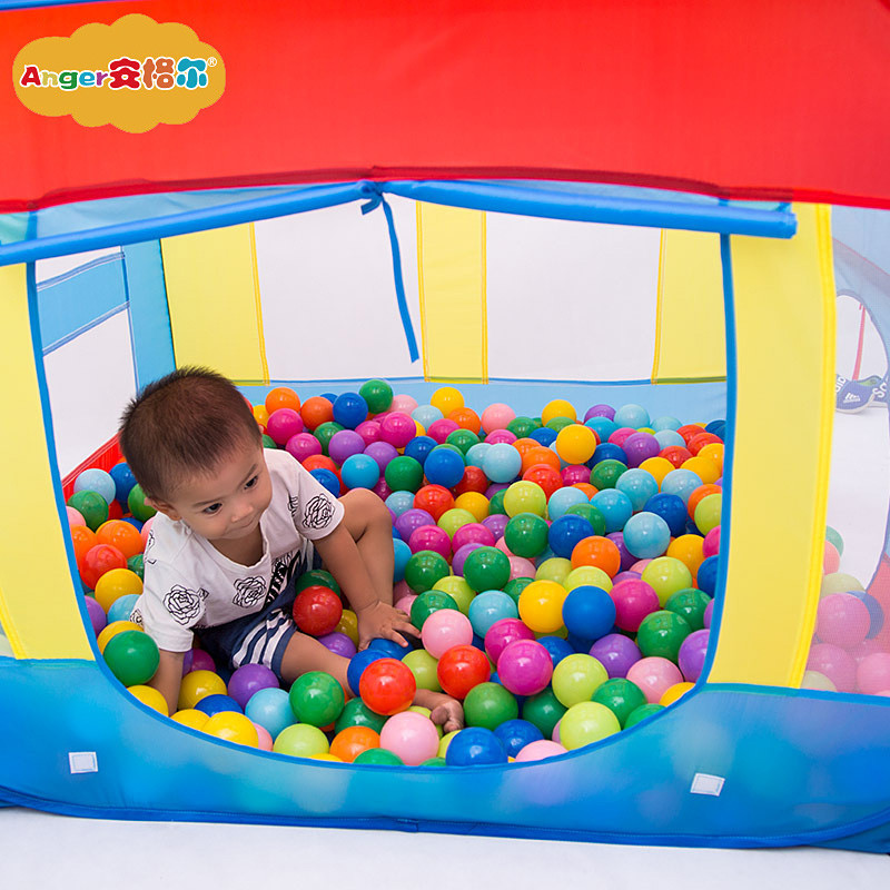 安格尔大款儿童公主帐篷玩具游戏屋婴儿宝宝儿童城堡室内游戏帐篷幼儿