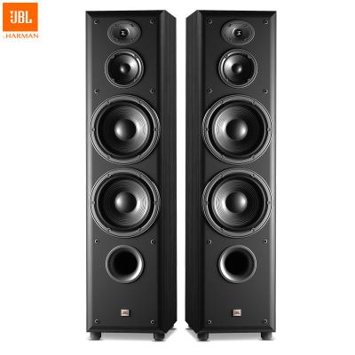 JBL E90主對箱家庭影院前置音箱家用hifi發燒無源客廳落地音響