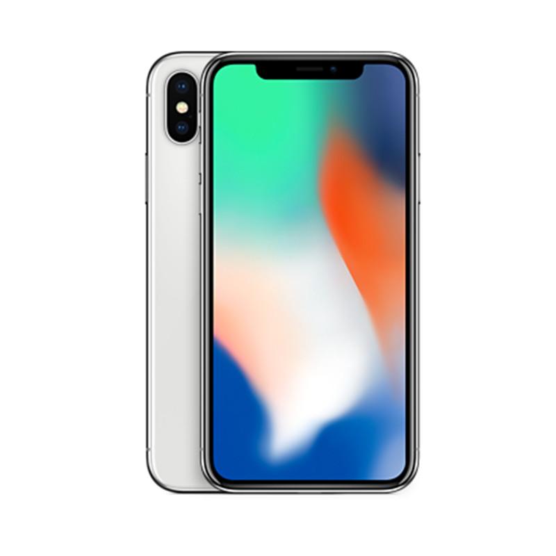 苹果X\/APPLE iPhone X(银色)256GB 移动联通