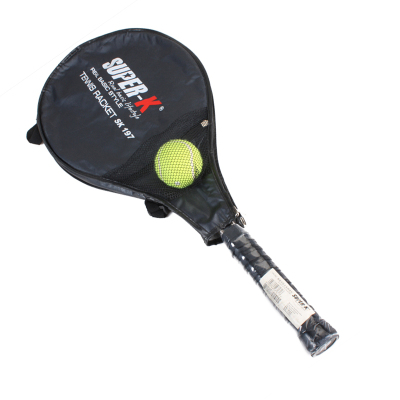 獅普高SK197鋁合金網球拍(贈訓練網球一只)