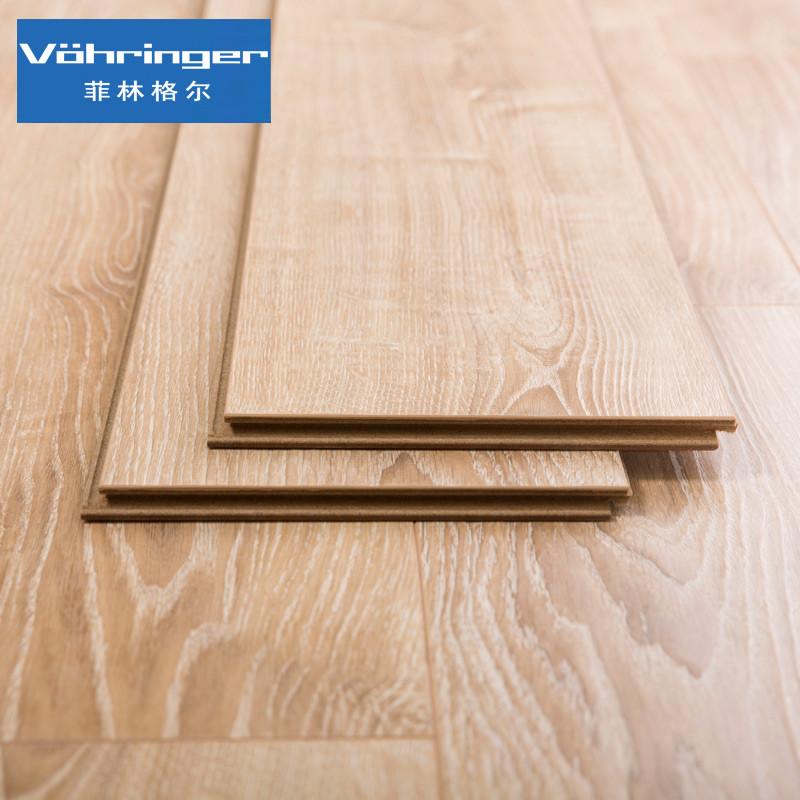 菲林格尔 地板 德国 强化复合木地板12mm f-320 卡伦德橡木