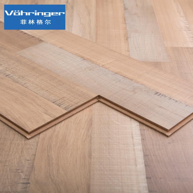 菲林格尔 地板 德国 强化 复合 木地板 f-417 康德橡木 12mm