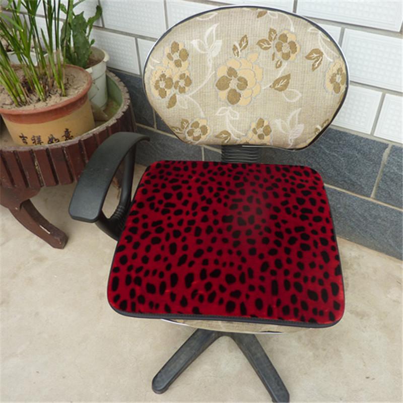 汽车棉垫 办公椅老板椅坐垫 电脑椅座垫 圆形餐椅垫 吧台圆凳垫-圆垫