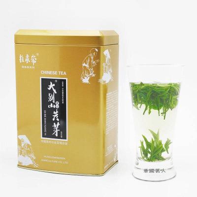 大别山霍山黄芽茶叶2019新茶黄茶200克