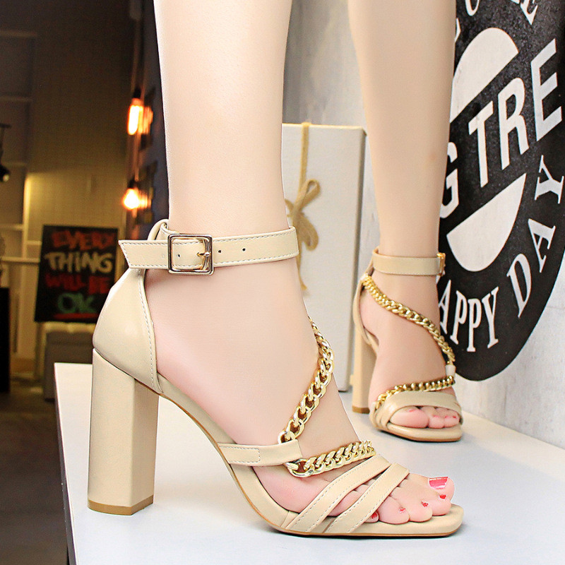 凉鞋夜店鞋