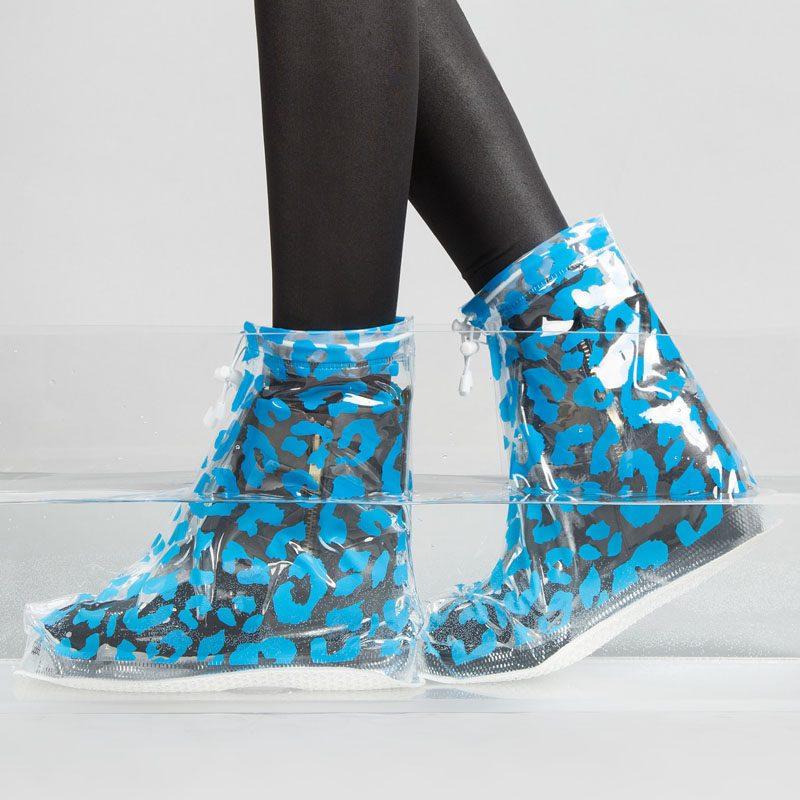 儿童雨鞋男童女童可爱宝宝防滑水鞋女孩时尚加厚胶鞋学生便携雨靴韩国
