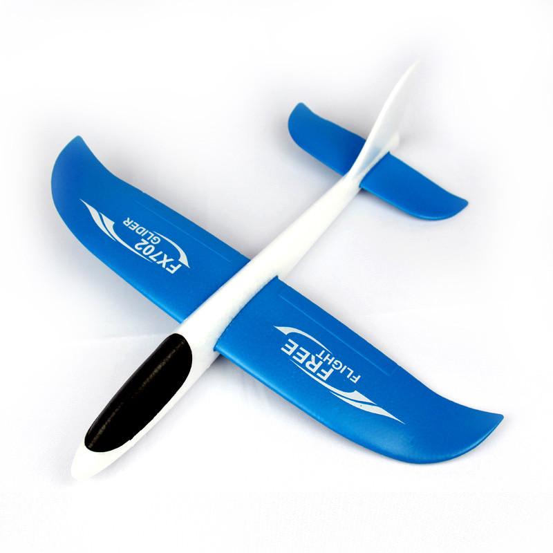 梦燕手抛式滑翔机惯性飞机