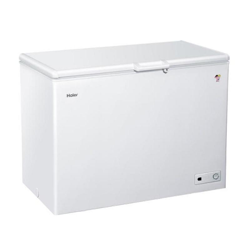haier/海尔 bc/bd-320hk 卧式大冷柜 冷冻冷藏冷柜
