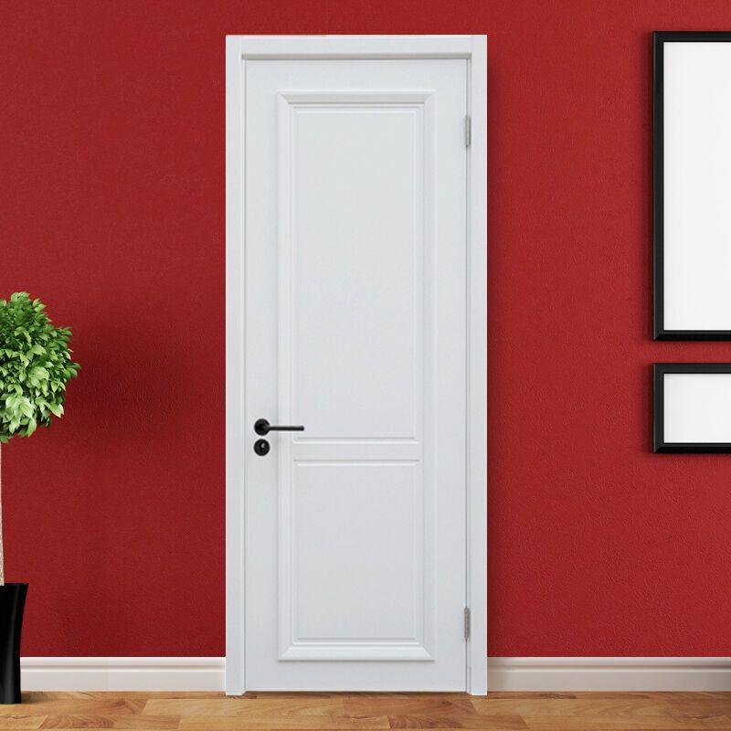 塞纳春天木门室内门卧室门套装门实木复合门烤漆门外扣线造型 d-004