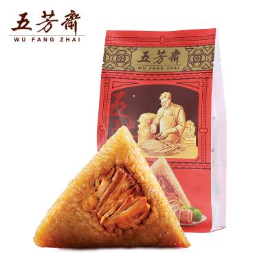 嘉兴特产五芳斋粽子 真空140克*2只装五芳大肉粽