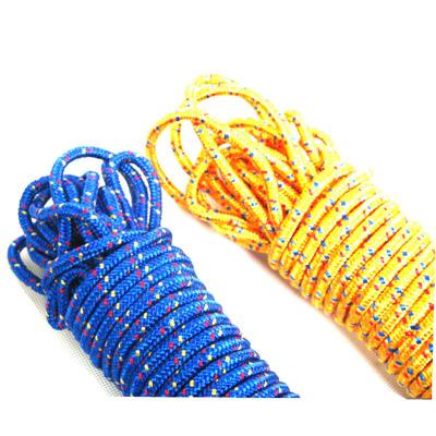 6MM繩子 戶外繩 逃生繩子 救生繩 安全繩 備用登山繩 傘繩 求生繩