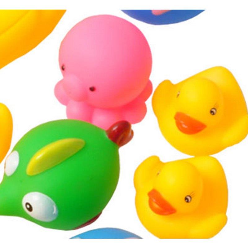 鸭子游泳婴儿玩具宝宝水上戏水玩具当季新品可爱卡通小鸭子/戏水玩具