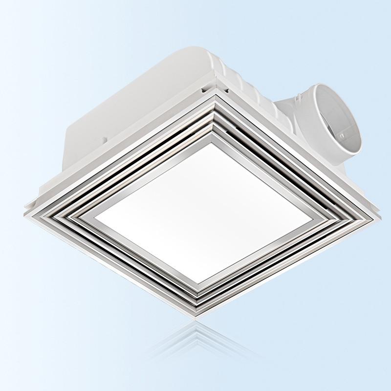 雷士照明 集成吊顶灯led 照明换气扇二合一 铝扣板厨房卫生间厨卫