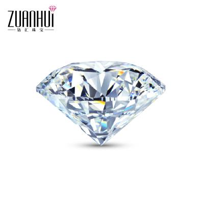 ZUANHUI鉆匯 GIA裸鉆定制 鉆石結婚戒指鉆戒 30分/40分/50分/1克拉裸鉆定制