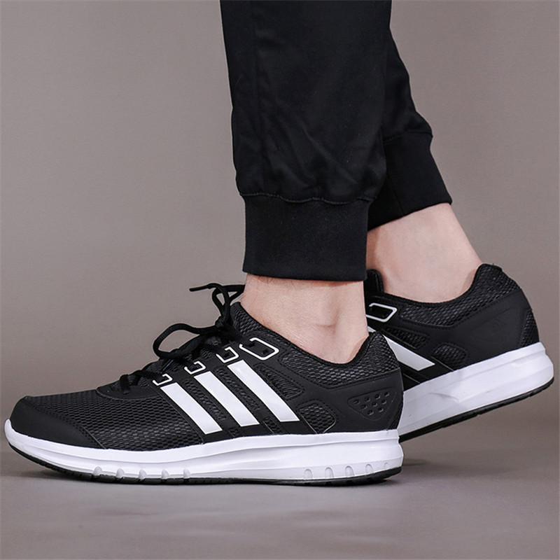 adidas 阿迪达斯 男鞋 2018新款夏季 运动鞋网面透气休闲轻便跑步鞋cg