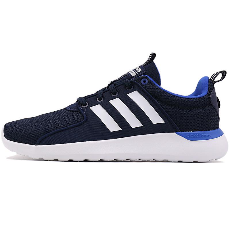 adidas 阿迪达斯 男鞋 2017新款 neo 运动鞋透气轻便休闲跑步鞋bb9821