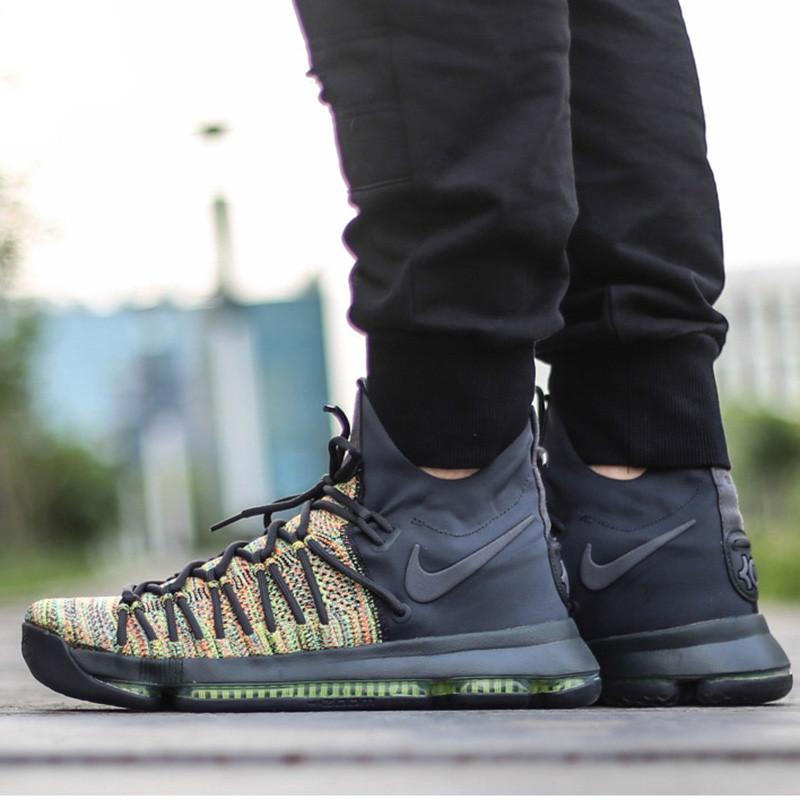 是不是�y�-�kd9eb_nike/耐克 男鞋2017新款kd9杜兰特9精英气垫篮球鞋|aa
