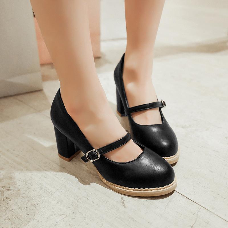 中大童2017春季小女孩公主鞋女童皮鞋女韩版儿童高跟鞋少女舞蹈鞋