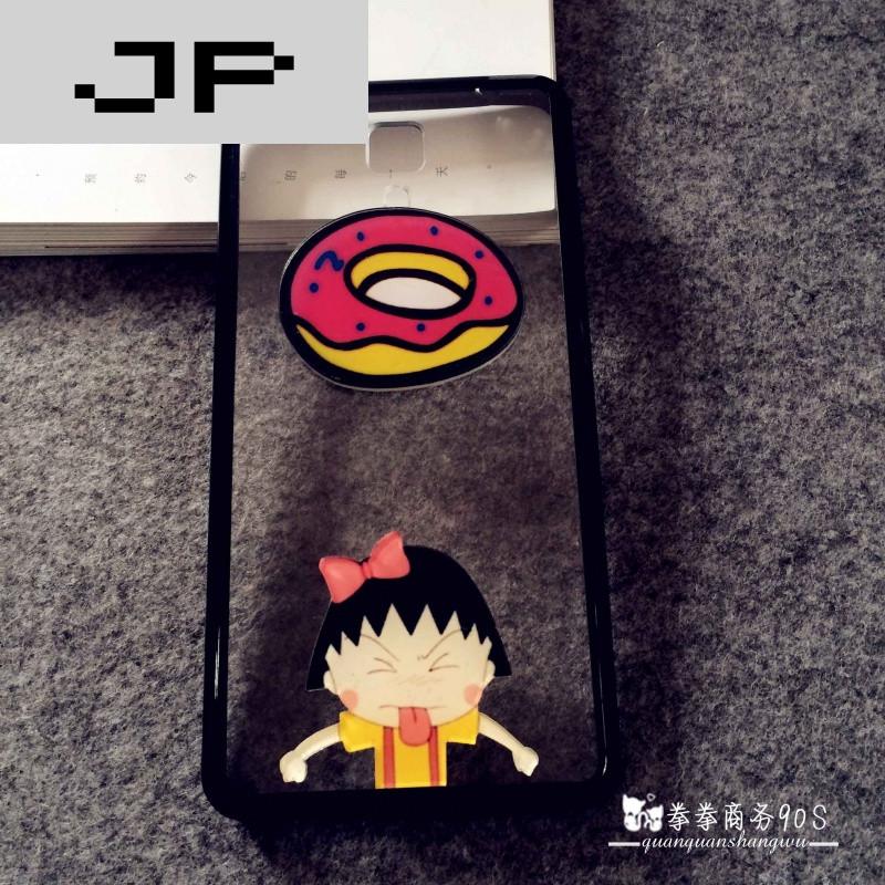 jp潮流品牌小米m3/4/4c可爱甜甜圈丸子手机壳小米三四