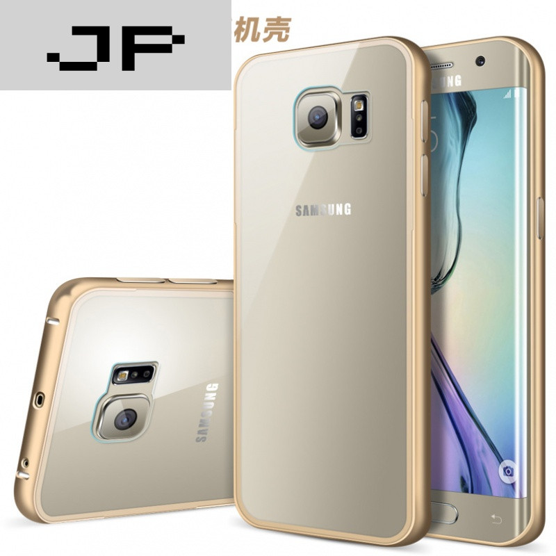 jp潮流品牌 三星s6手机壳三星s6 edge手机壳s6金属边框曲屏外壳新款