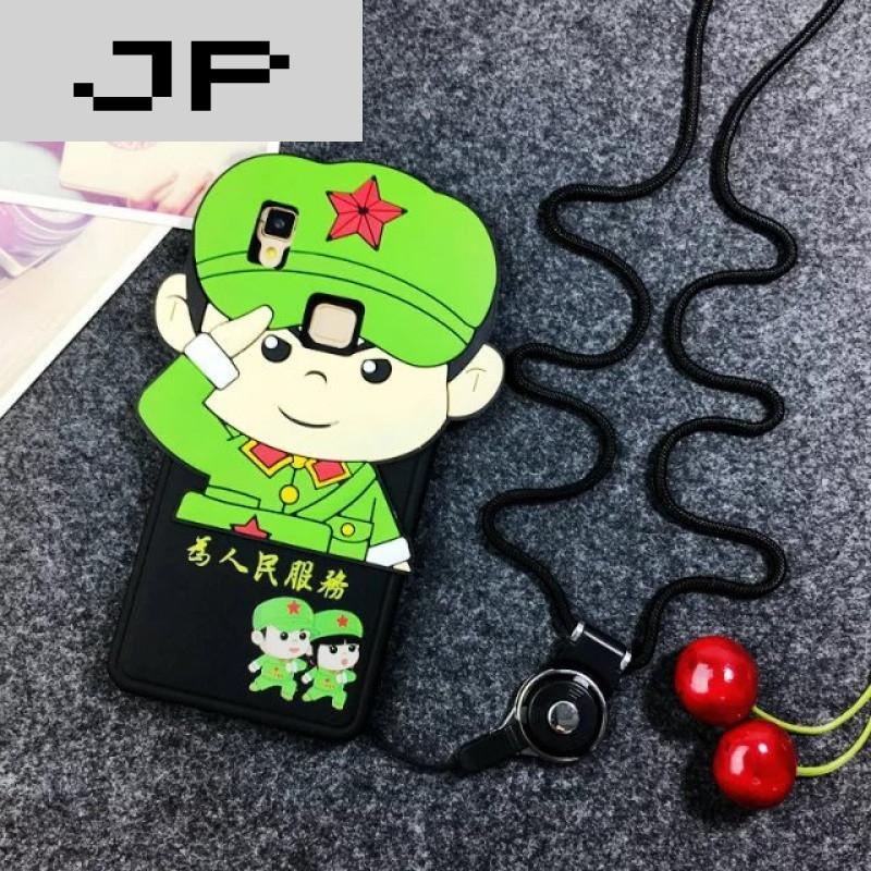 jp潮流品牌vivov3ma手机壳 v3卡通硅胶保护套vivoy53可爱全包挂绳潮流