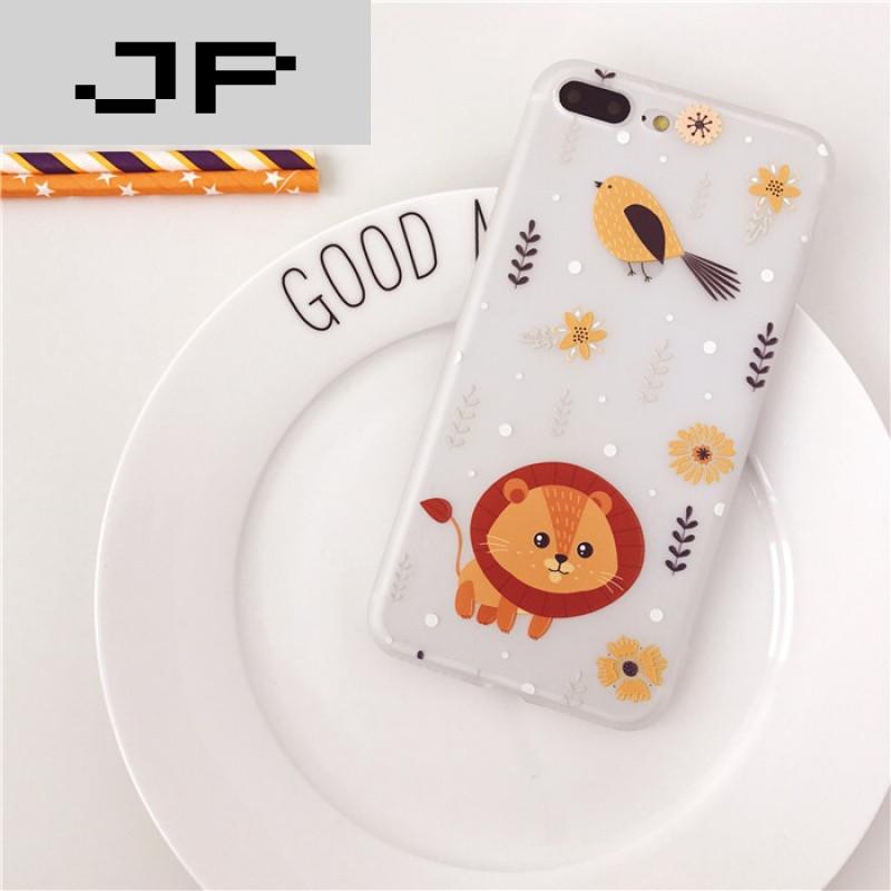 jp潮流品牌可爱卡通苹果7plus手机壳5.5硅胶iphone6s保护套4.图片