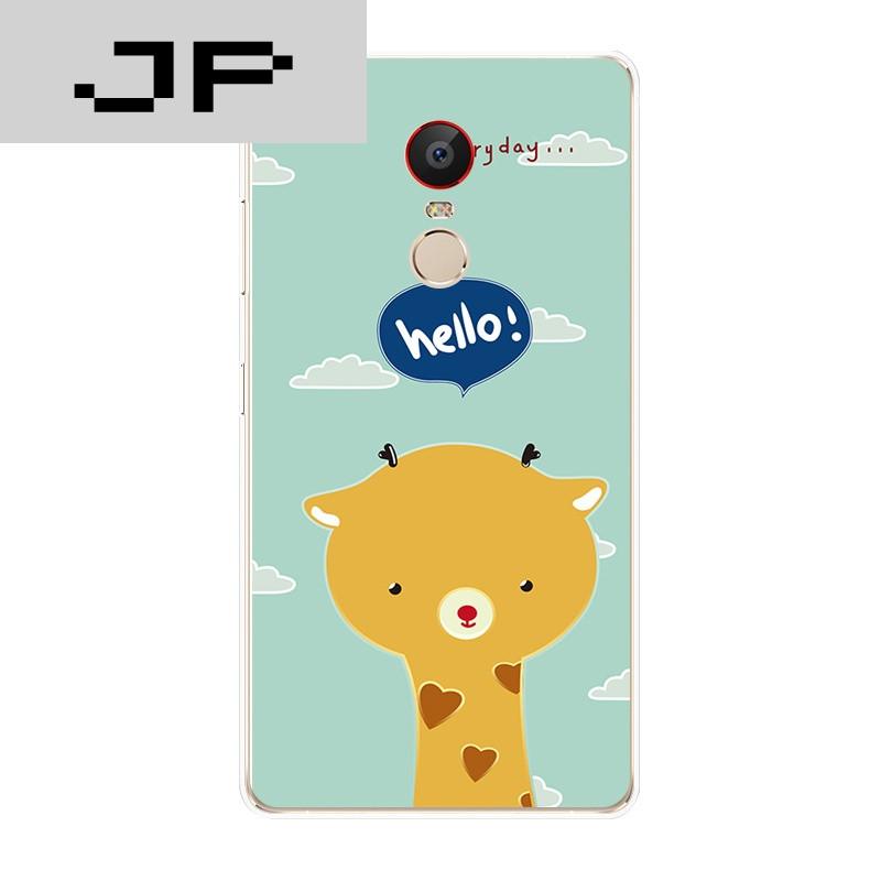 品牌努比亚z11/mini/max/minis手机壳小牛5保护套硅胶创意可爱小萌宠