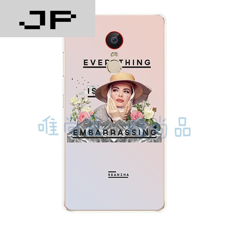 jp潮流品牌努比亚z11/mini/max/minis手机壳小牛5保护套个性可爱欧美