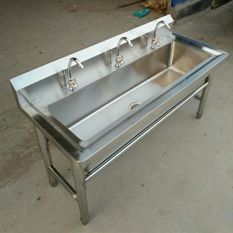 纳丽雅 学校不锈钢洗手池 食堂酒店洗菜池