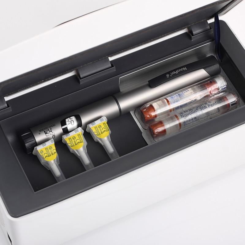 高博士 便携胰岛素冷藏盒胰岛素小冰箱 品专用恒温小冰箱