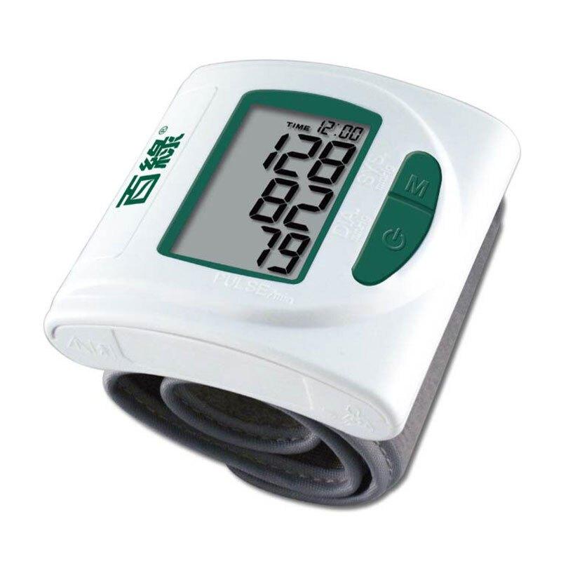 血压测量器手腕式血压计电子血压臂式测量仪家用图片