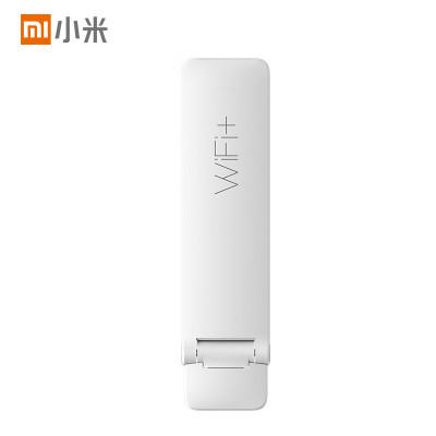小米(MI)WiFi放大器2 万能家用路由器迷你便携无线信号wifi放大器信号增强器中继器