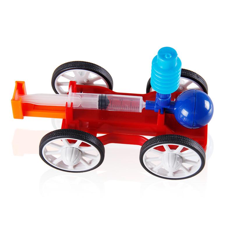 探索小子儿童科学实验科技手工小制作小学生科普学习手工小发明实验