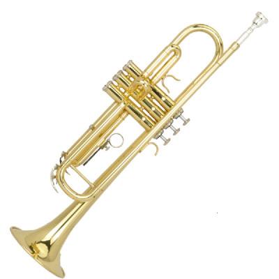 美德威小号乐器 降B调小号 学生初学考级小号 美德威乐器