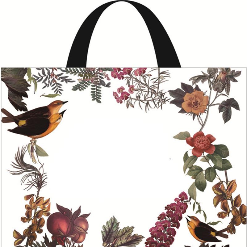 塑料袋加厚服装袋胶袋礼品袋女装服装店袋子包装袋手提袋