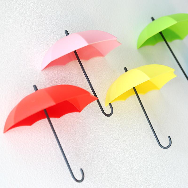客厅墙上挂件装饰品现代简约创意雨伞挂钩墙饰挂饰壁饰背景墙壁挂-01