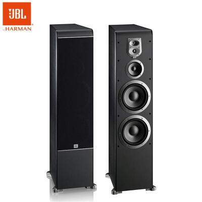 JBL ES90BK-C 家庭影院前置音箱客廳落地主對箱 HIFI5.1音響