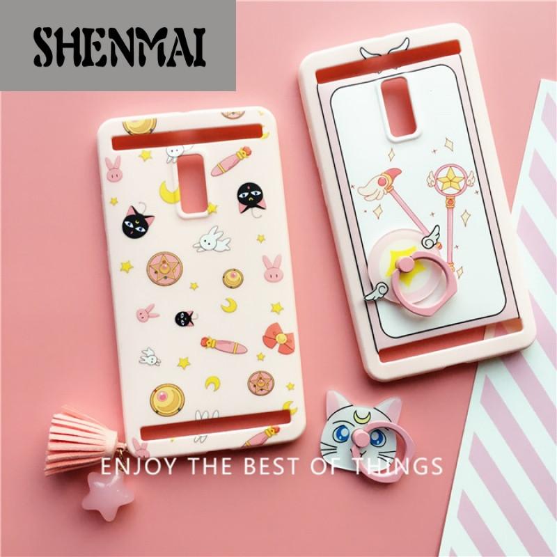 shm品牌可爱美少女vivoxplay3s手机壳 软胶xplay3s硅胶全包女款x520l