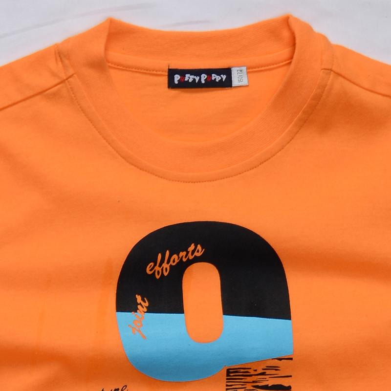 帕菲puffypuppy pgxz01p73 儿童体恤 夏装男童短袖t恤